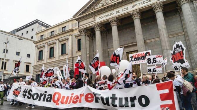 """La rebelión política de la España Vaciada: """"Aspiramos a grupo propio en el Congreso"""""""