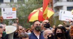 Una Mondragón 'blindada' evita incidentes en los actos de denuncia y apoyo a Parot