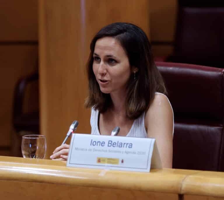 """Belarra pone deberes a Sánchez para los Presupuestos ante un Gobierno con """"tensiones constantes"""""""