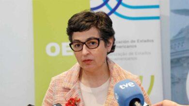 """La exministra González Laya dice al juez que Ghali entró en España """"de acuerdo con la Ley"""""""