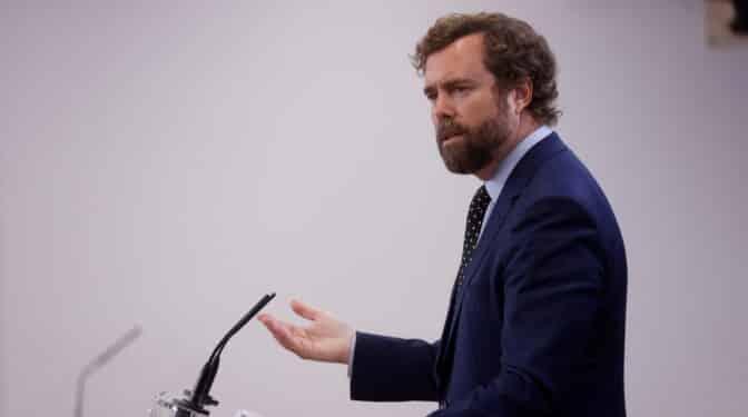 """Vox responde a Feijóo por su crítica a los """"populismos"""": """"Que miren bien por qué se llaman Partido Popular"""""""