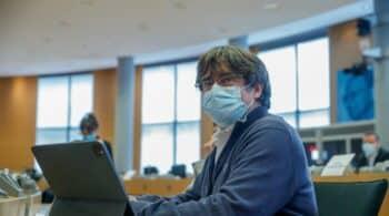 Puigdemont pide de nuevo cautelares al Tribunal de la UE para frenar el proceso de extradición en Italia