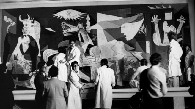 'Guernica': 40 años de una repatriación de película