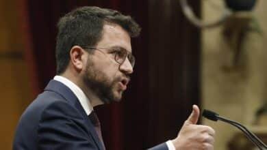 Aragonés exige a Sánchez que controle al aparato judicial tras la detención de Puigdemont