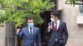 Aragonés intenta cerrar la crisis con un plan de Govern centrado en políticas sociales