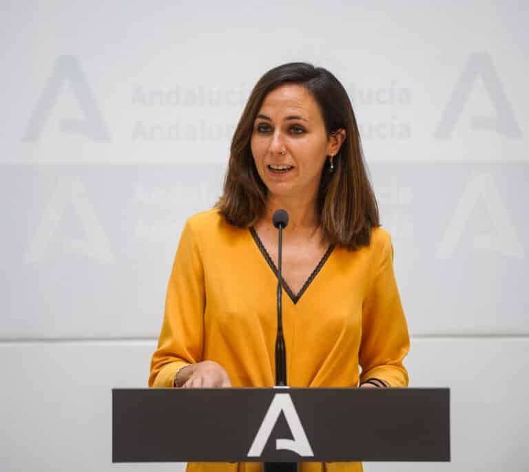 """Ione Belarra dice que el impuesto de sociedades es """"prácticamente inconstitucional"""""""