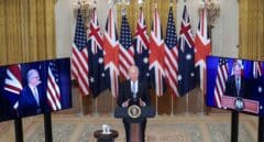 EEUU, Australia y Reino Unido acuerdan un histórico pacto de defensa frente a China