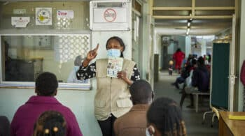 El Covid frena la lucha contra el sida, la tuberculosis y la malaria