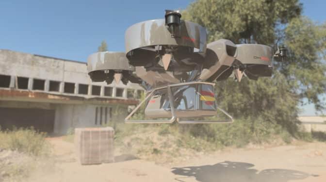 De Cuenca al polvorín libio, la fábrica de drones que encandila a los árabes