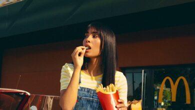 McAitana: el polémico menú creado por la cantante para McDonald's