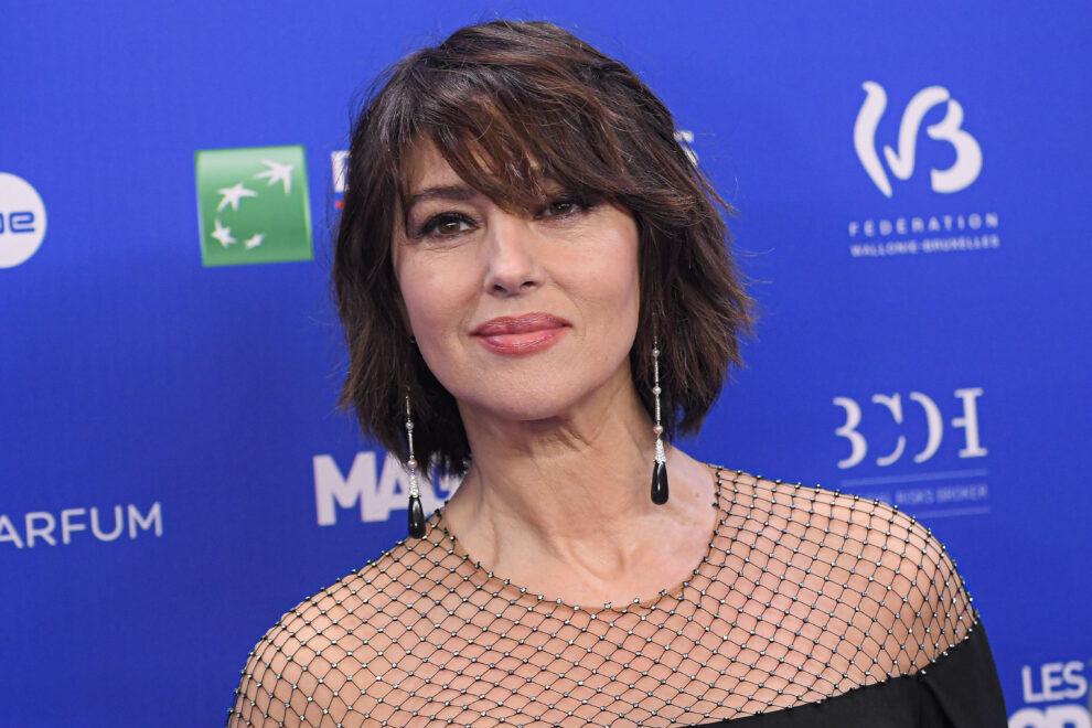 Monica Bellucci, en una entrega de premios en Bruselas en 2020.