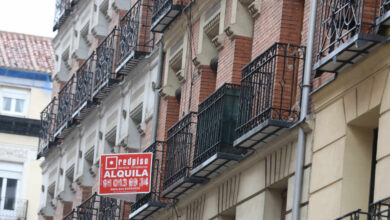 El precio medio del alquiler cae un 1,97% en agosto