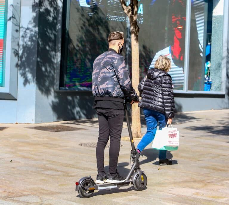 Semana de la Movilidad: el uso de bicis y patinetes no está bien regulado