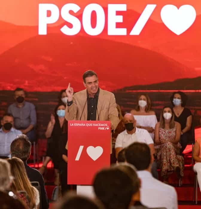 La aprobación de los indultos aceleró el declive electoral del PSOE