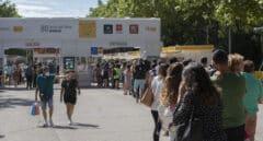 La Feria del Libro de Madrid concluye con 384.000 visitantes y un 10% menos de ventas que en 2019