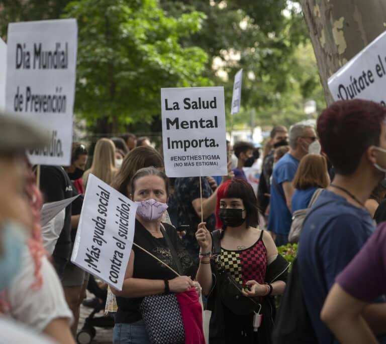 Los psiquiatras advierten que los jóvenes son el foco de la ola de trastornos mentales