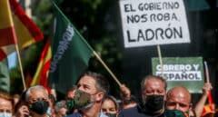 """Abascal acusa a UGT y CCOO de """"callar y cobrar"""" ante la subida de la luz"""