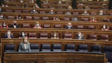 El Congreso vacío y Sánchez como el primo de Greta Thunberg