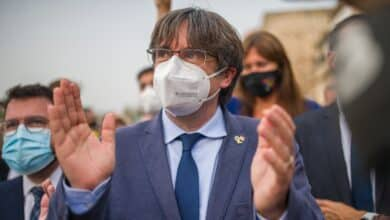 """Carles Puigdemont: """"Hay una parte del independentismo a la que el estado español no quiere escuchar"""""""
