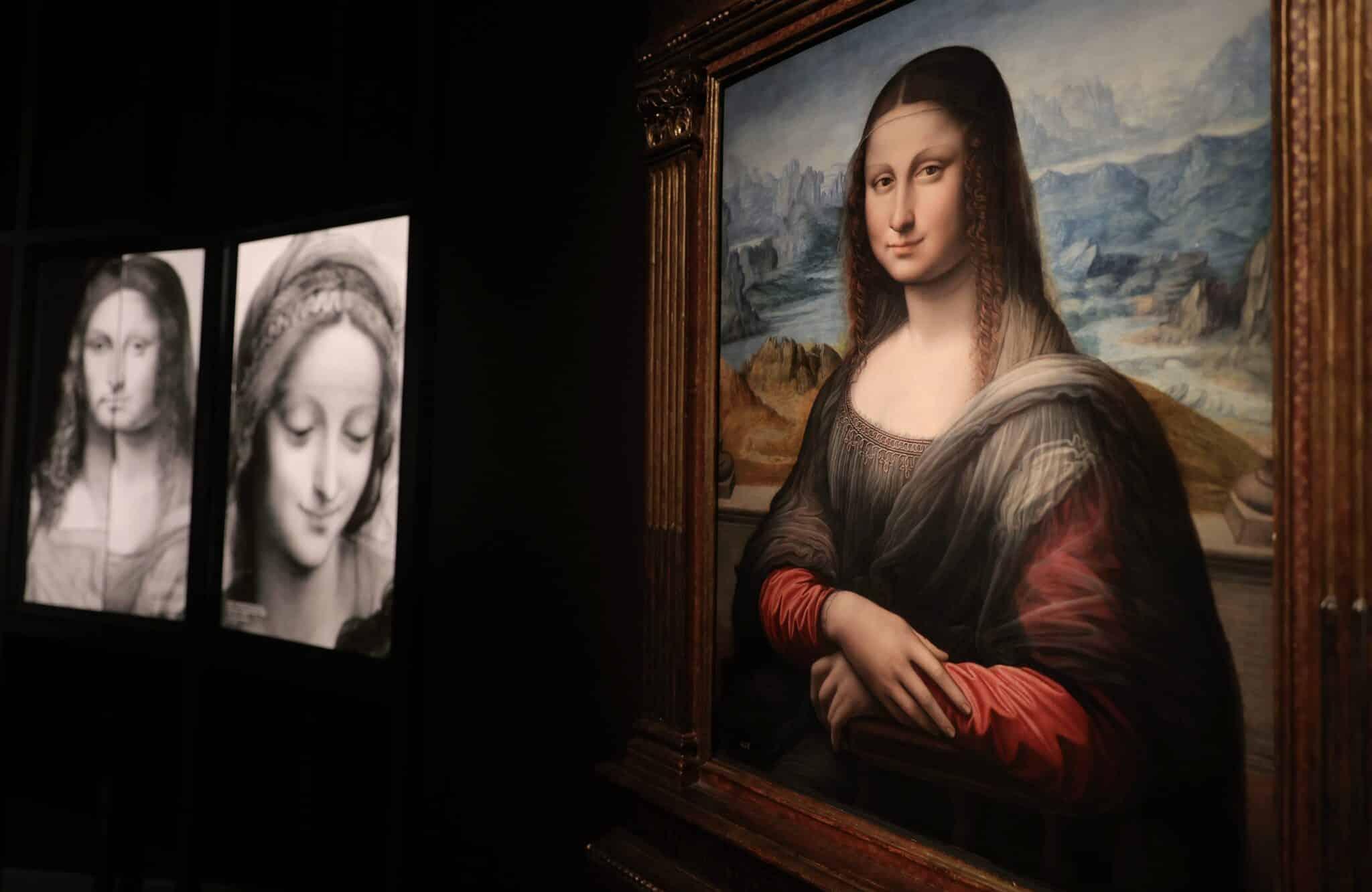 Lo que la 'mejor' copia de la Mona Lisa nos cuenta sobre el taller de Da  Vinci - El Independiente