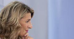 """Yolanda Díaz, sobre sus planes: como haya ruido de egos """"es probable que me vaya"""""""