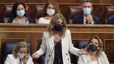 Yolanda Díaz gana peso mientras Calviño pierde credibilidad