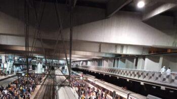 Desconvocada la huelga de maquinistas de Renfe para el puente del Pilar