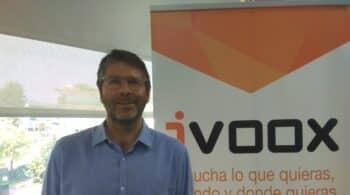 """Juan Ignacio Solera, creador de Ivoox: """"Es el boom del audio porque los grandes quieren que lo sea"""""""