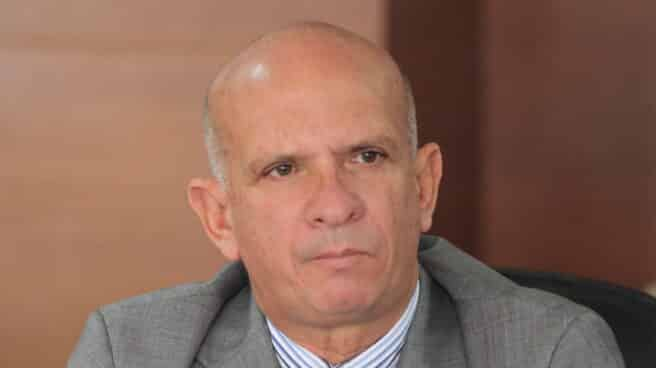Hugo 'El Pollo' Carvajal, en una imagen de archivo
