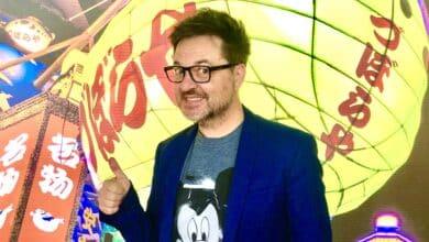 """Paco Sáez, director de cine: """"Tenemos una fuga de cerebros en lo artístico"""""""