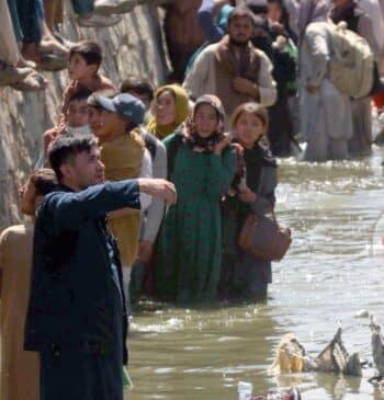 Los afganos que hemos dejado atrás