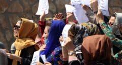 Las universitarias afganas tendrán que cubrirse totalmente el rostro con 'niqab'