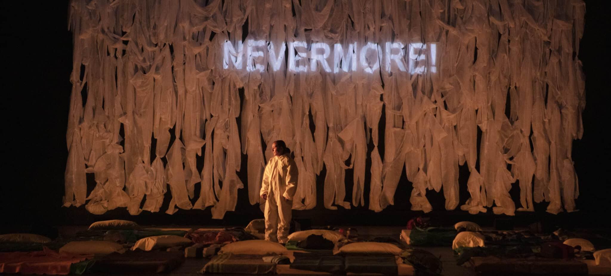 N.E.V.E.R.M.O.R.E, memorias de una tragedia - El Independiente