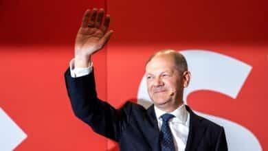 Scholz negociará una 'coalición de ganadores' con Verdes y Liberales mientras Laschet lucha por su supervivencia