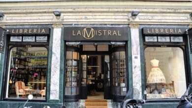 La Mistral, la librería milagro que triunfa en Madrid