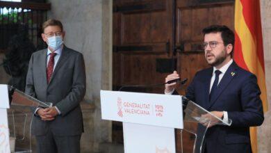 Puig no suma a Aragonés a su frente de reforma de la financiación autonómica