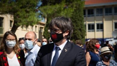 Casado, Arrimadas y Abascal piden que Puigdemont sea juzgado en España cuanto antes