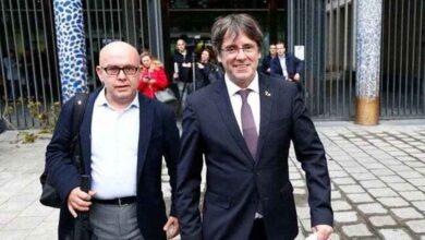 El juez italiano deja en libertad a Puigdemont y le cita a declarar el 4 de octubre