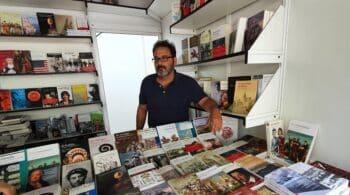 """De la UCI a la caseta 134: """"Esta Feria del Libro no será como las de otros años"""""""