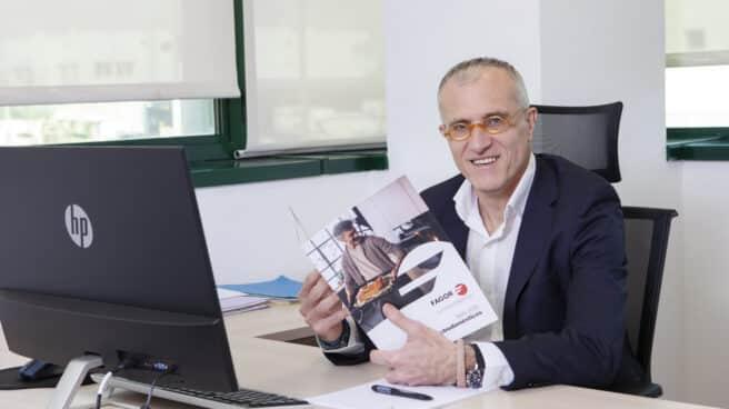 Vicente Sánchez, CEO de Fagor España