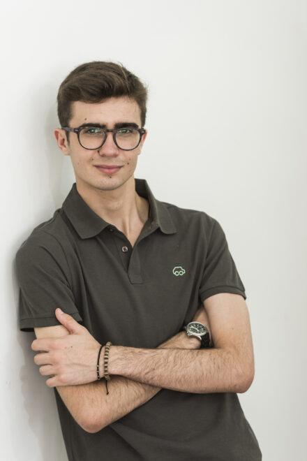 Ricard Guillem, CEO y cofundador de Cafler