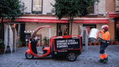 Un brindis sostenible con Cruzcampo en Sevilla