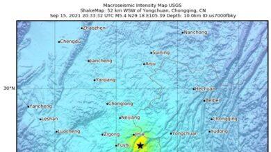 Un terremoto de magnitud 6 en el suroeste de China deja dos muertos y tres heridos