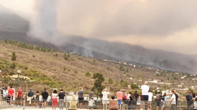 Erupción volcánica de La Palma