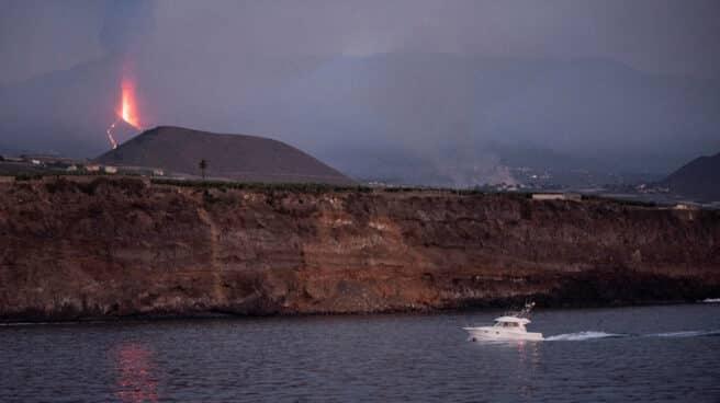 La actividad del volcán se detiene y desaparece la columna de humo