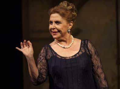 María Luisa Merlo, 80 años respirando teatro