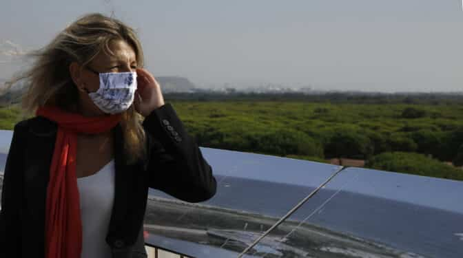 Yolanda Díaz sale victoriosa de la batalla del SMI, pero afronta un complicado horizonte