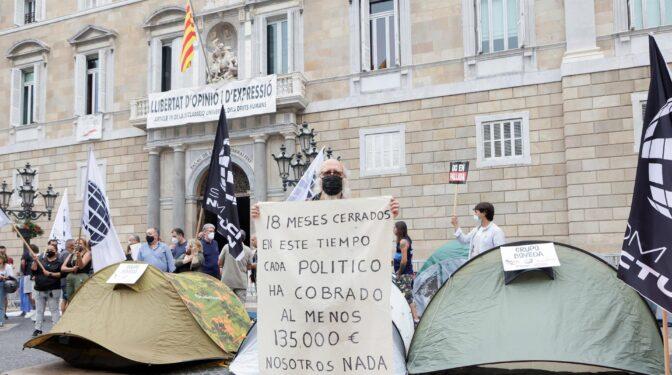 La Justicia rechaza el recurso contra el cierre del ocio nocturno en Cataluña