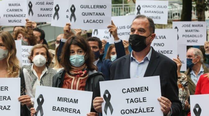 """El PP exige en Mondragón a Sánchez que elija entre """"víctimas o verdugos"""""""
