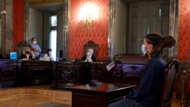 """El diputado de Podemos Alberto Rodríguez achaca sentarse en el banquillo del Supremo a un """"montaje policial"""""""